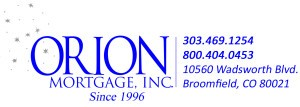 Orion Mortgage, Inc.